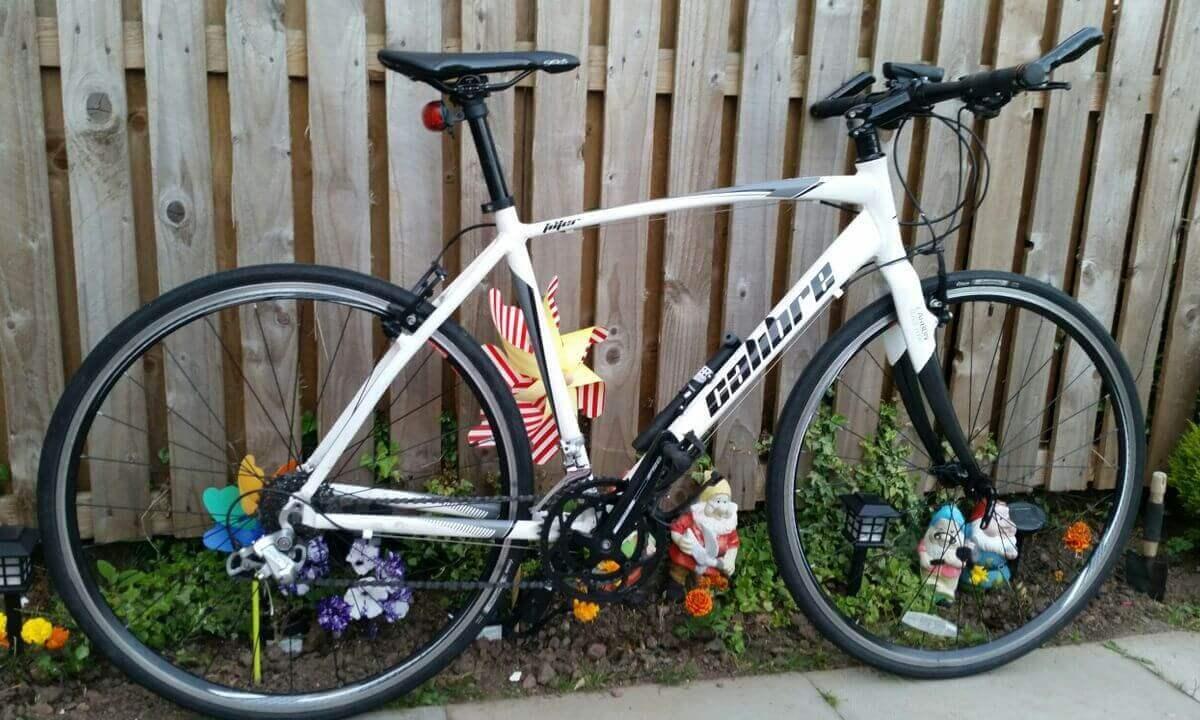 FlatBar Road Bike